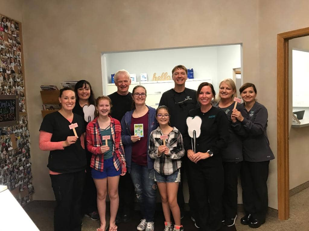 Contest Winners dentist